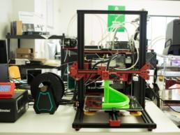 imprimante 3D fablab makeo