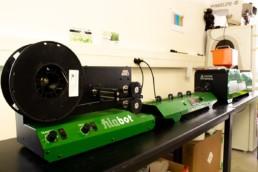 filabot recyclage plastique dax