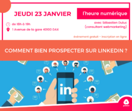 linkedin prospection