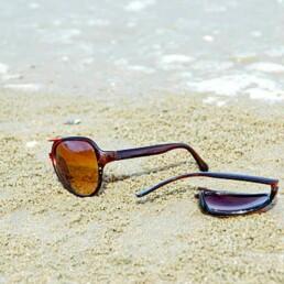 lunettes-de-soleil-cassee
