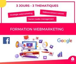 formation webmarketing dax